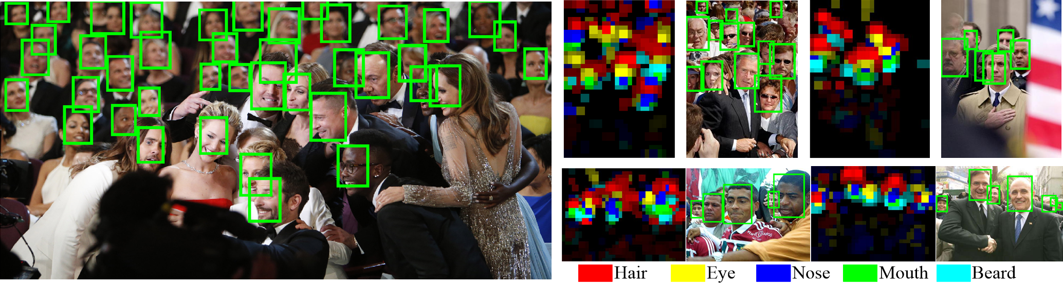 Face Detection and Recognition - swinghu